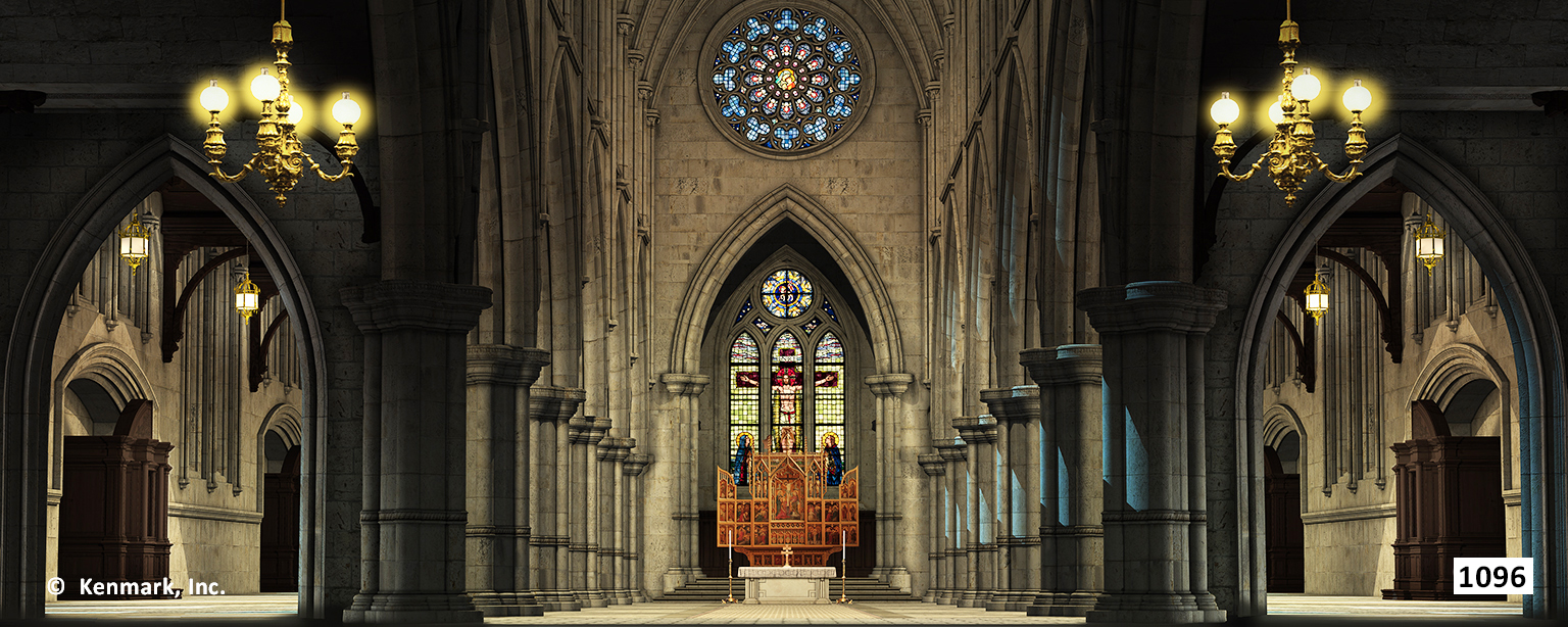 2001 Cathedral Interior