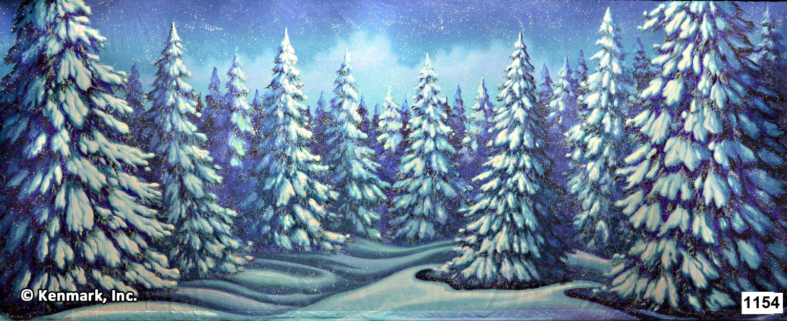 2081 Snow Forest