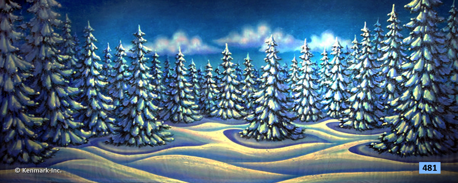 474 Snow Forest