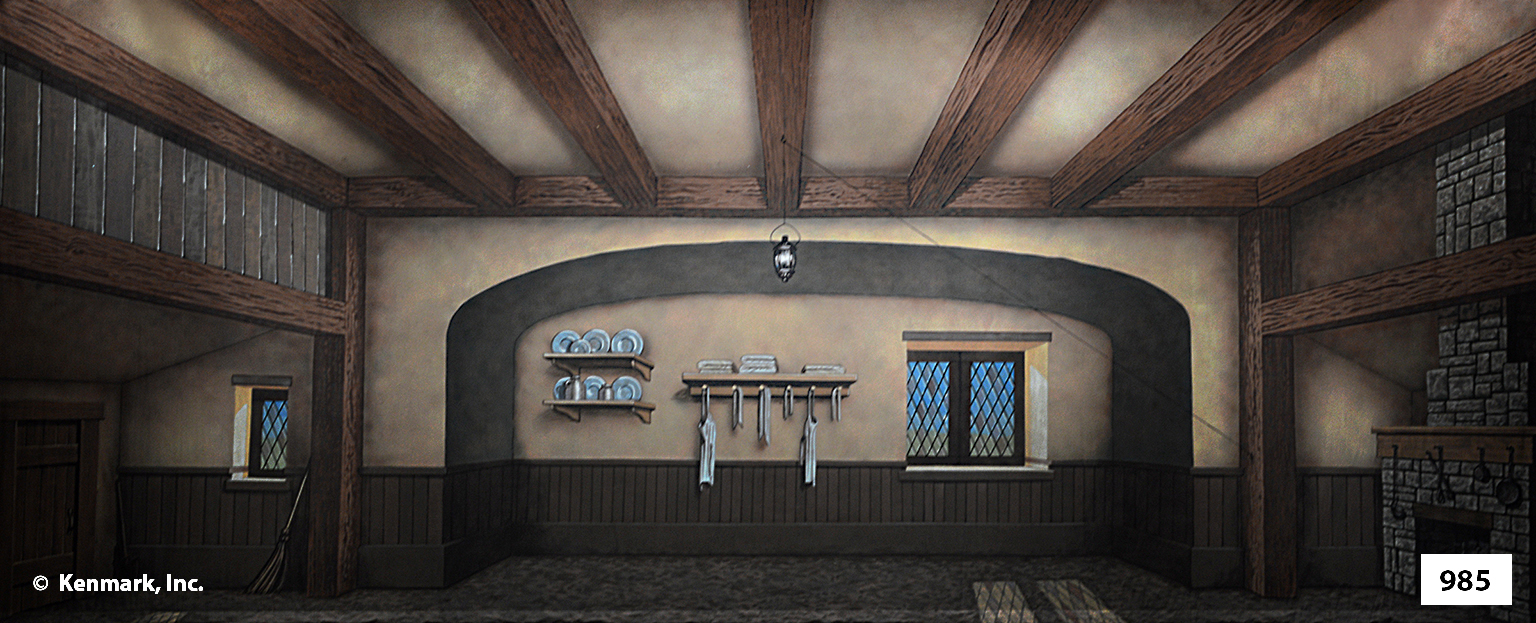 1579 Cottage Interior