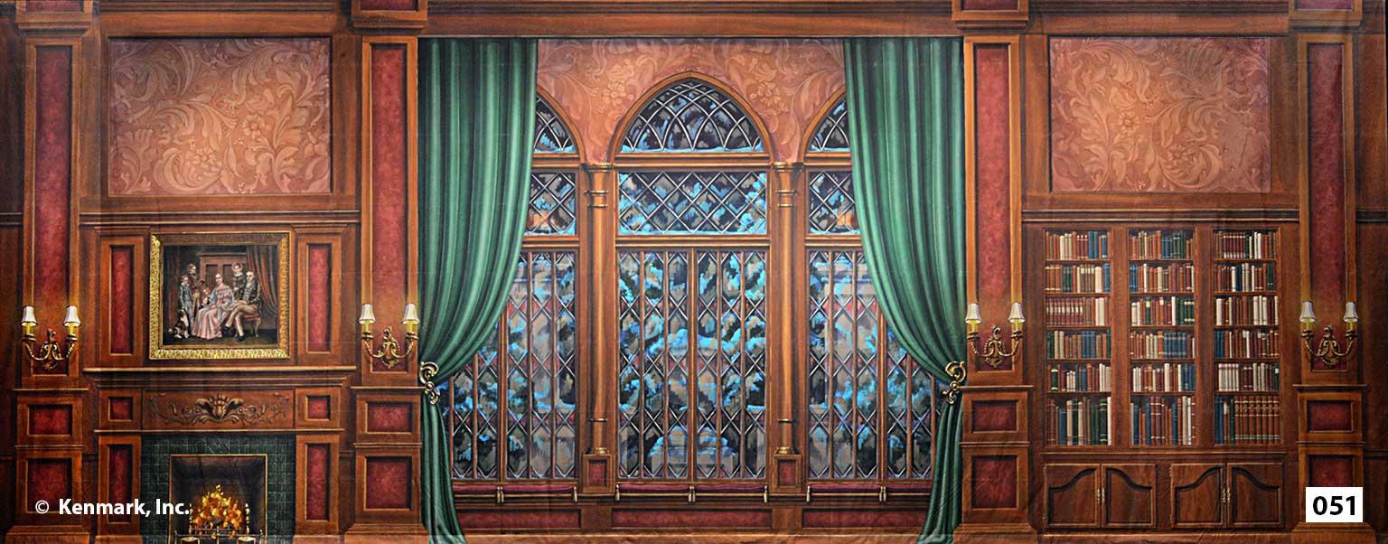 1514 victorian living room