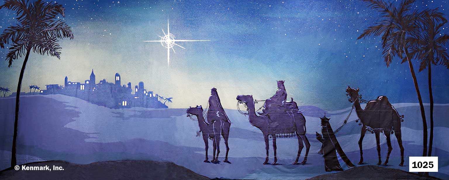 1529 Road to Bethlehem