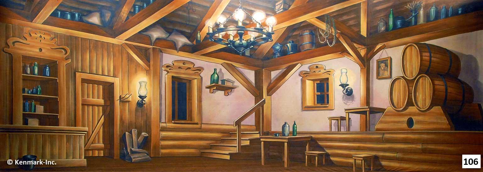 145 Inn Interior