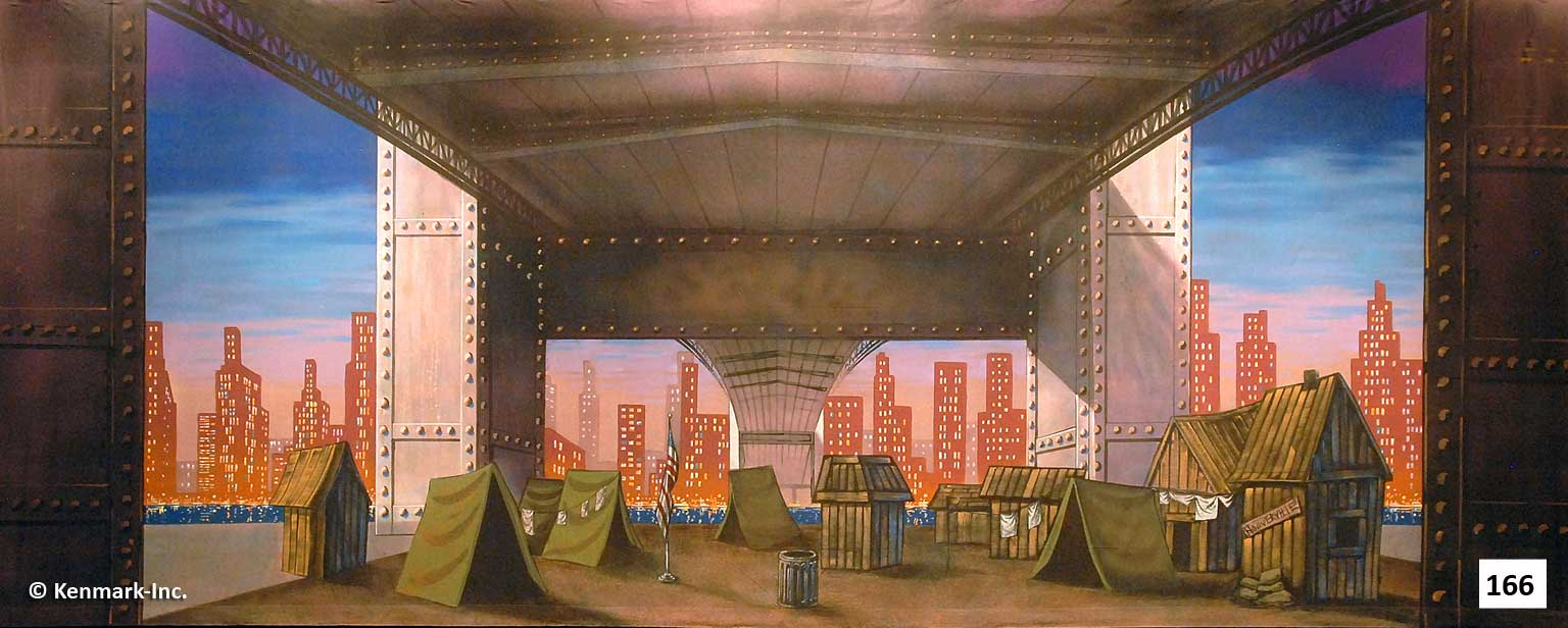 202 Shantytown Under Viaduct