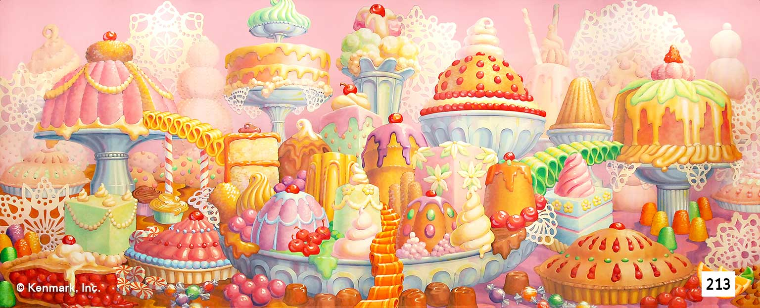 246 Land of Sweets