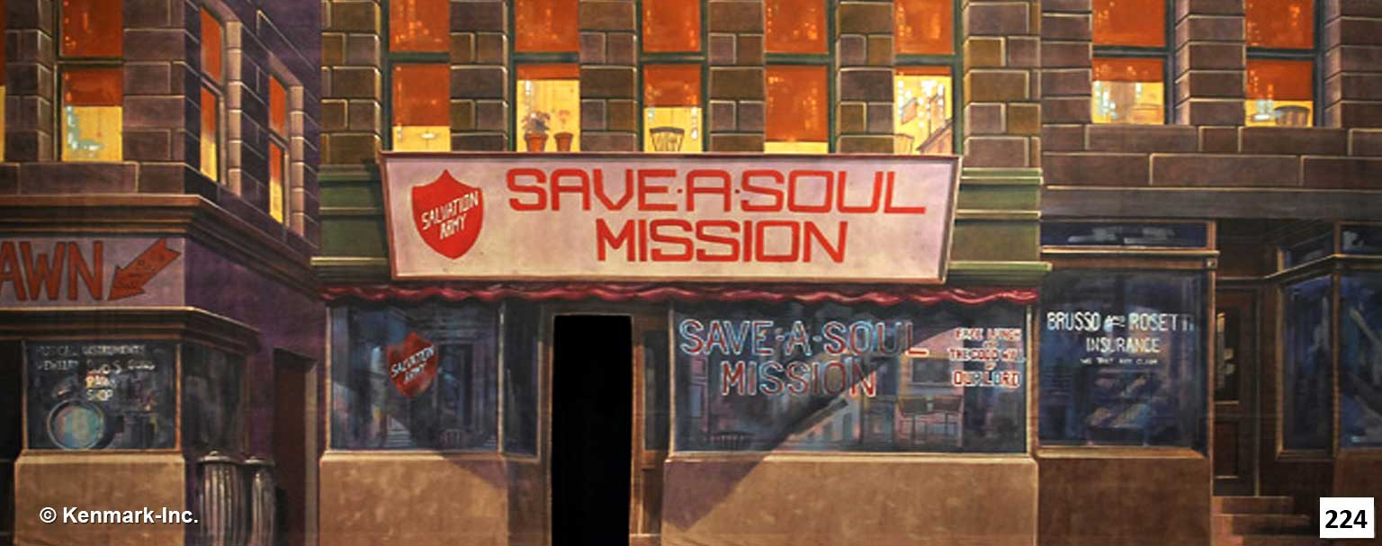 257 Save a Soul Mission Exterior with Opening