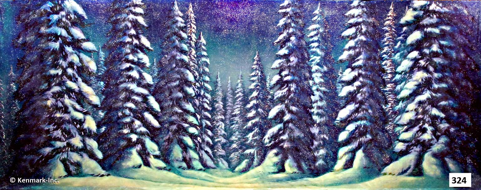 347 Snow Forest
