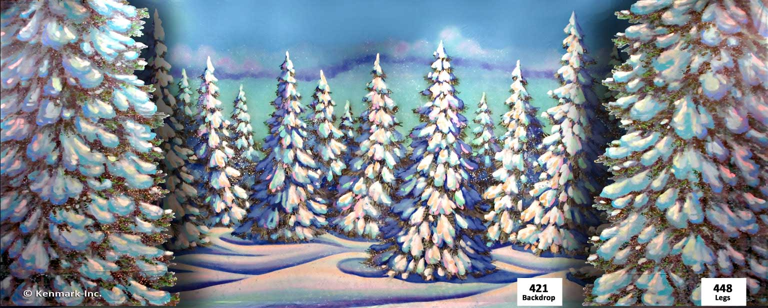 431 Snow Forest