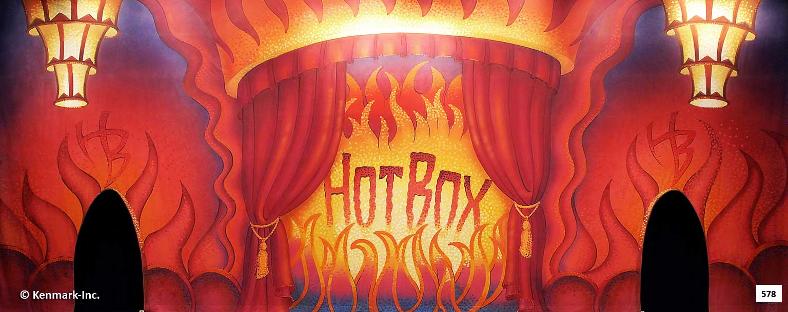 ED578 Hot Box Night Club 2 Openings