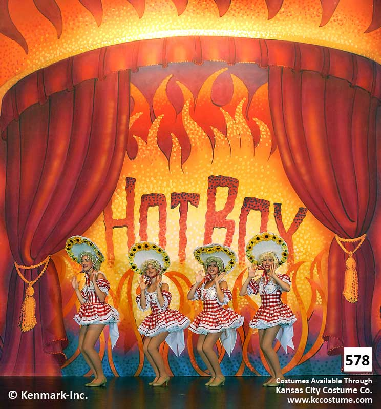 ED578 Hot Box Night Club
