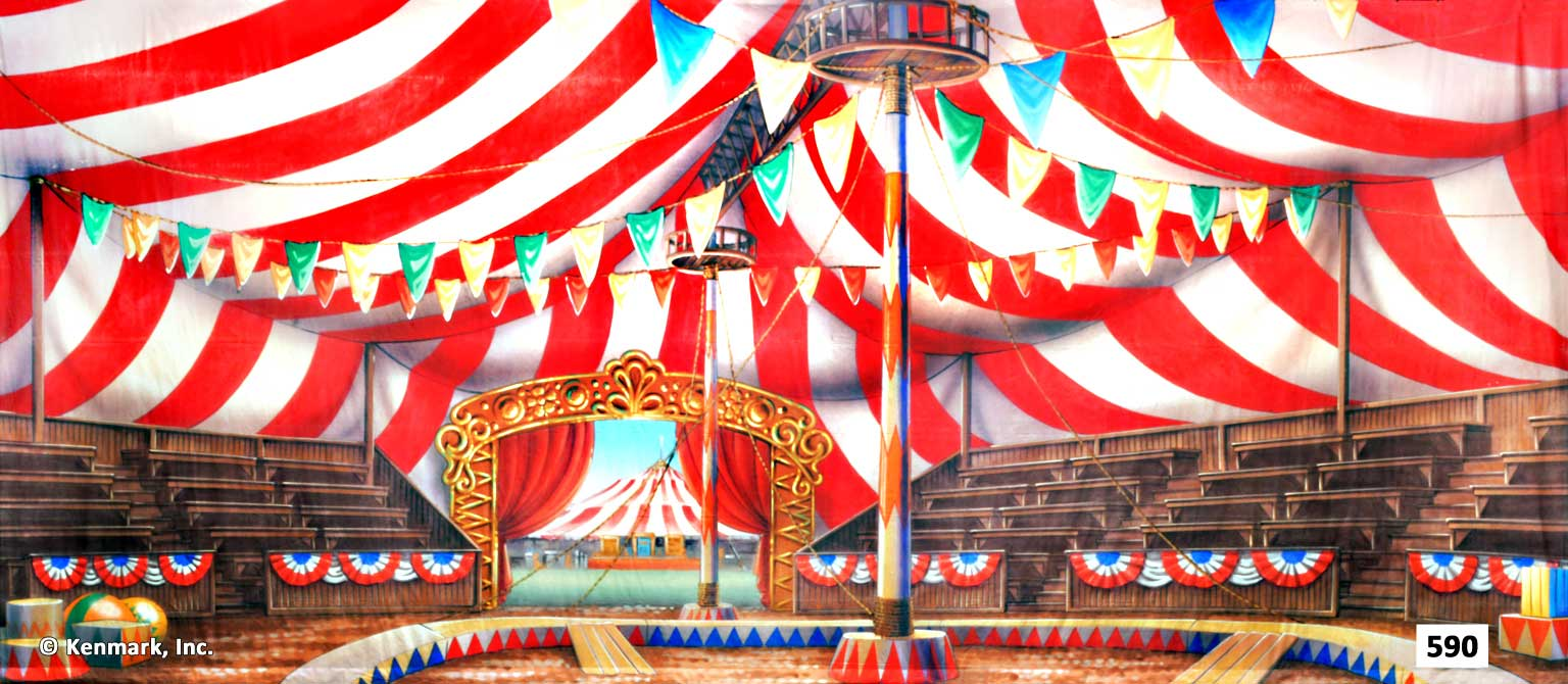 1397 Big Top Interior
