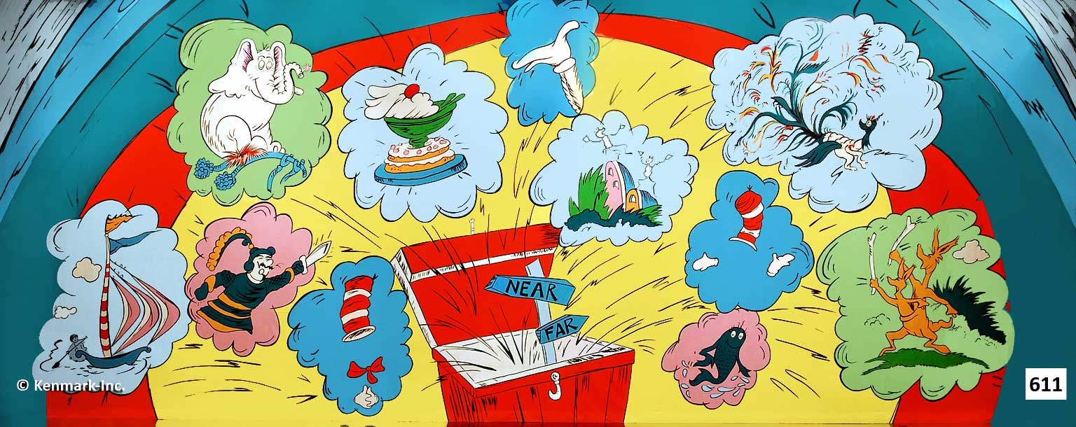 D611 Seussical Collage