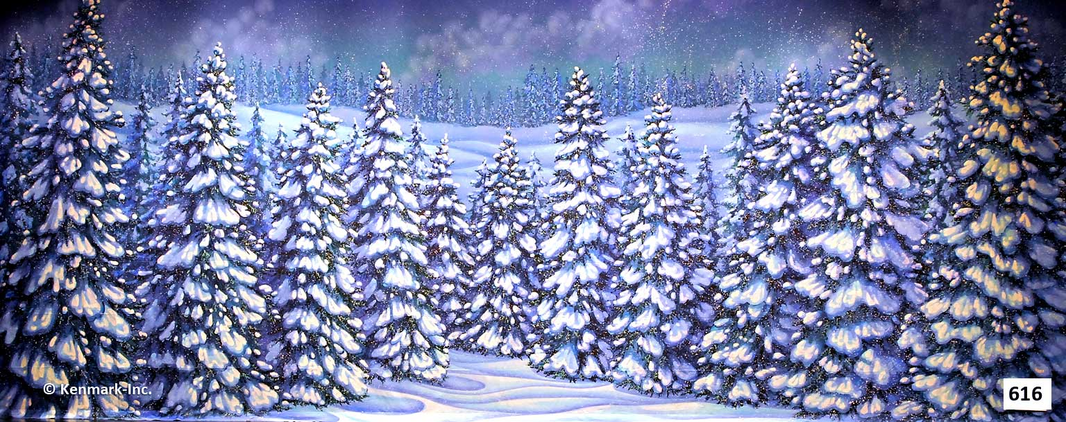 1401 Snow Forest