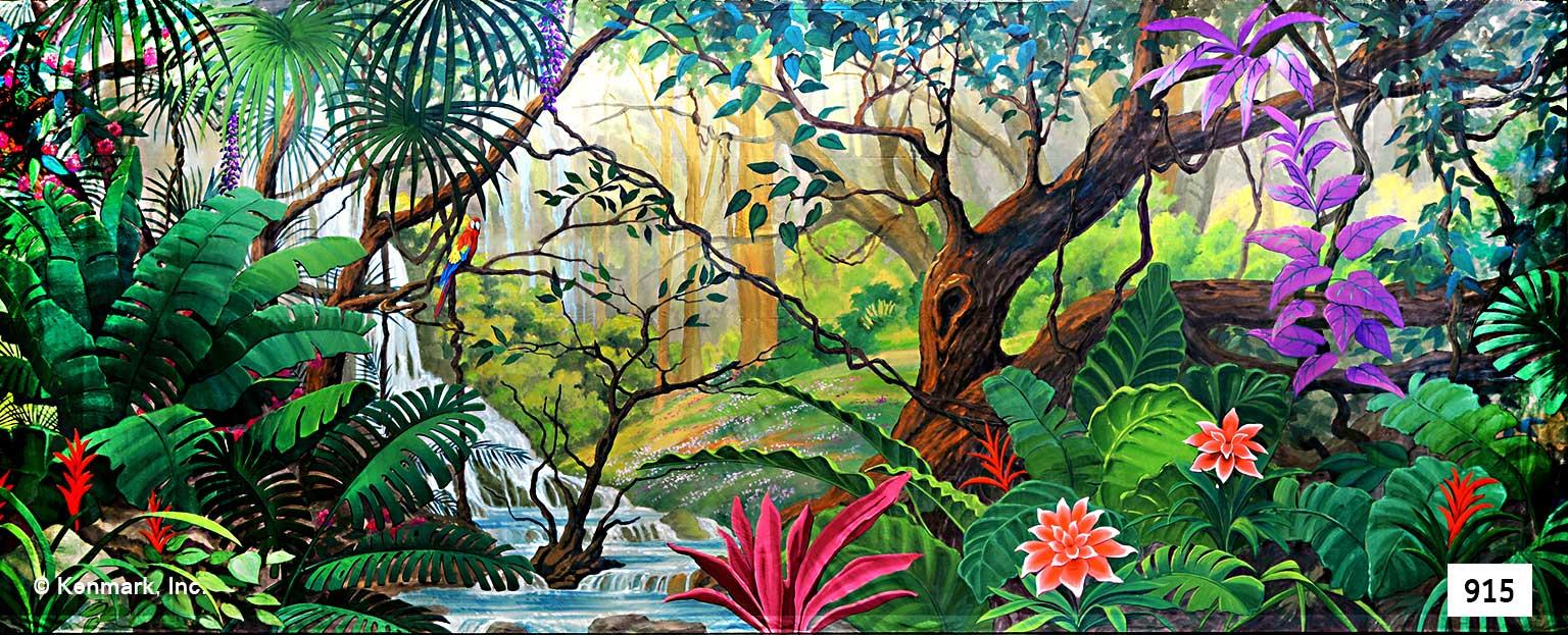 1483 jungle paradise