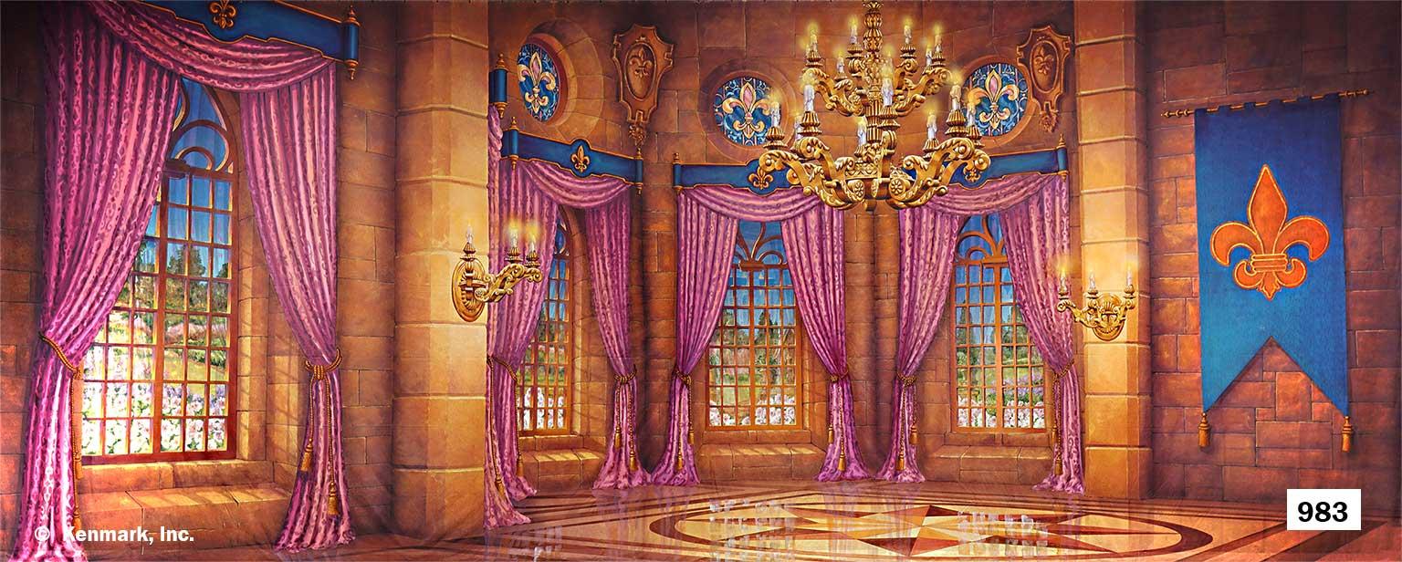 52 Castle Ballroom